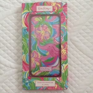 Lilly Pulitzer 6/6S iPhone Case